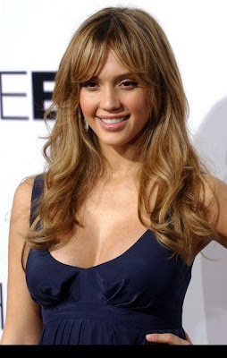 Jessica Alba lashes out at Bill O'Reilly