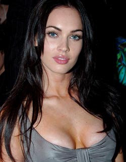 Megan Fox tops Most Envied Bodies
