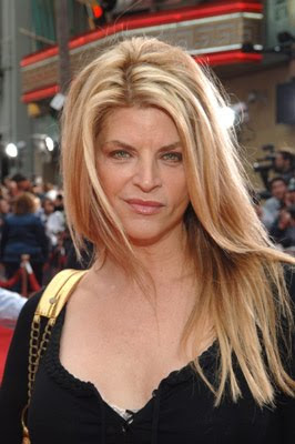 Kirstie Alley Not Dying