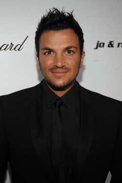 Peter Andre Delays Sex