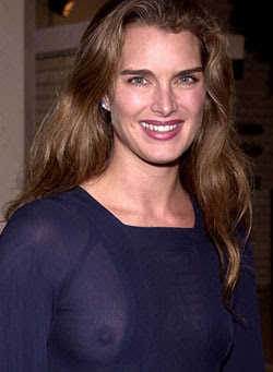 Brooke Shields' nude pic removed from exhibition