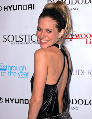 Sienna Miller Makes Her Broadway Debut