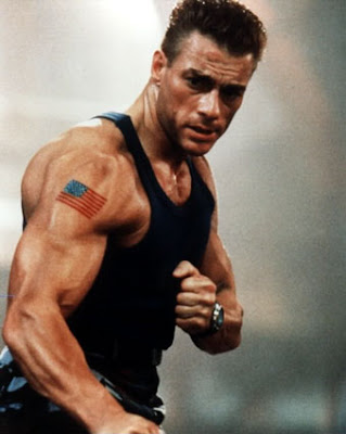 jean claude van damme movies. Jean Claude Van Damme suffers