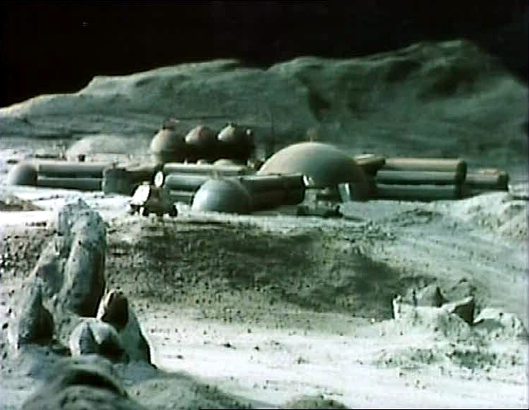 secret nazi moon base - photo #1