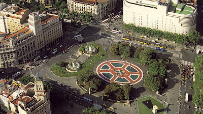 Another Square Well Worth A Visit Is Plaza Catalunya