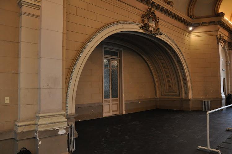 Sala Ginastera