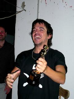 Nico celebrando II