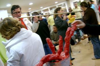 Exposição SENAC_ PENHA 2006
