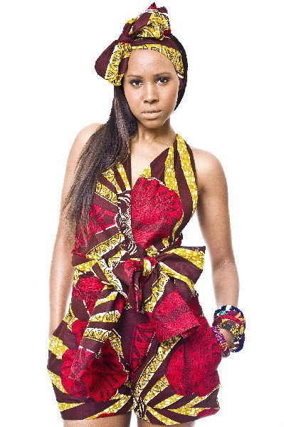 African print dresse/ modele de pagne africain on ciaafrique