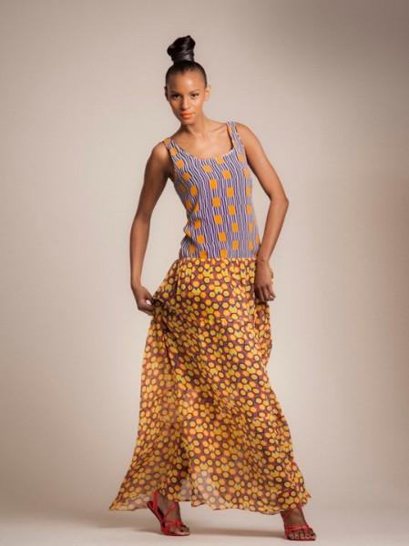 nigerian designer