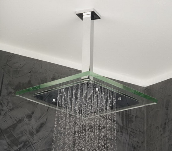 Hereu0027s The Latest Comprehensive Collections Of Modern Contemporary Shower  Heads From Lacava. Its Collection Available From Stars Shaped, Square  Shaped, ...
