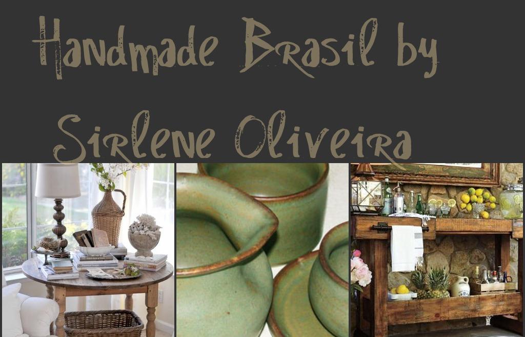 Sirlene Oliveira by Handmade