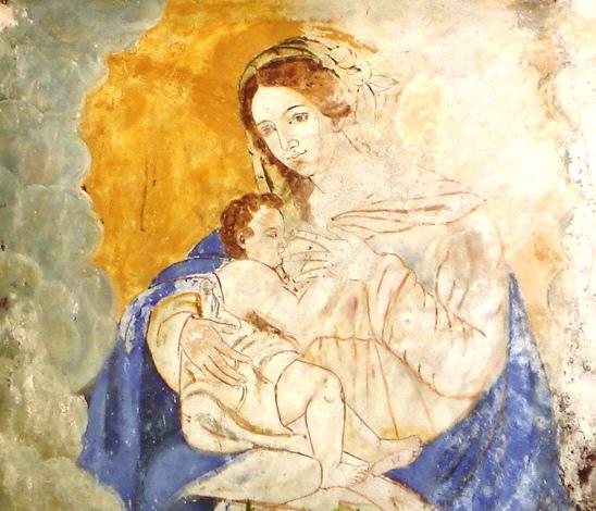 Madonna delle Grazie Stilo