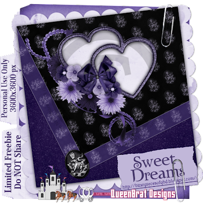 http://bitsnpiecesofqbd.blogspot.com/2009/10/sweet-dreams-released-and-two-new.html