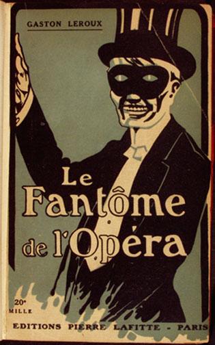 1st edition of Le Fantôme de l'Opéra POTO7
