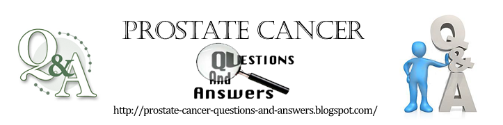 prostate cancer questions and answers