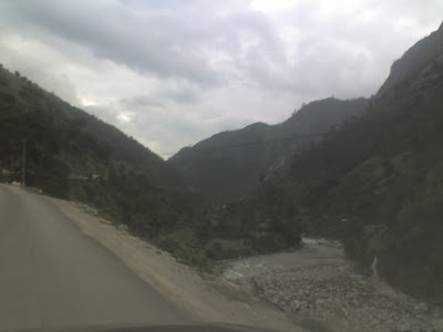 Beautiful Mountains,Tirthan Valley