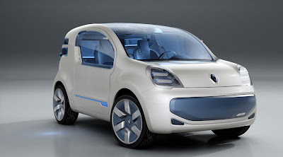 Renault Zoë ZE electric car 'to cost £13,000' in UK