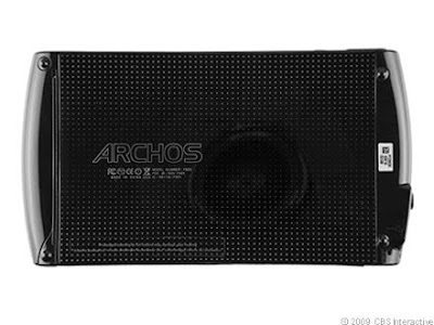 Archos 5 Internet tablet with Android (32GB)