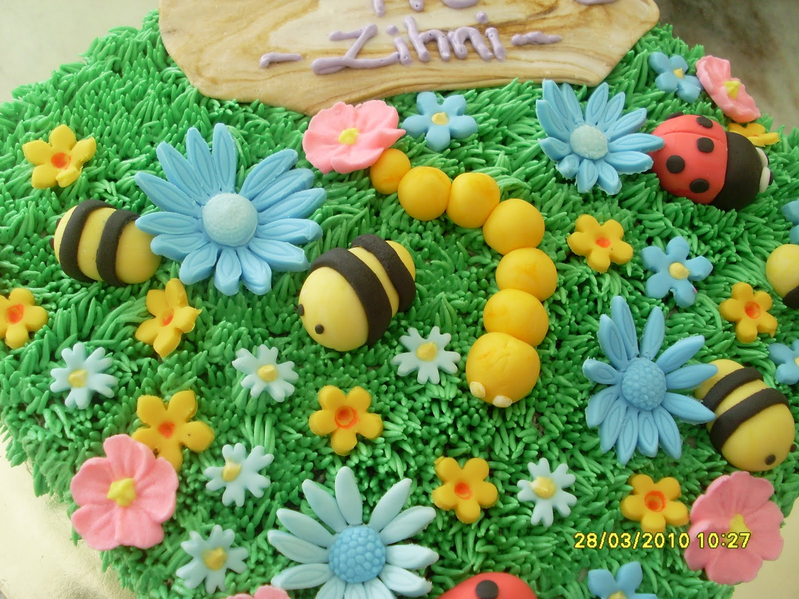 images of cakes with garden theme - photo #36