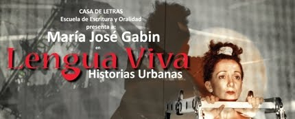 Lengua Viva. María José Gabin