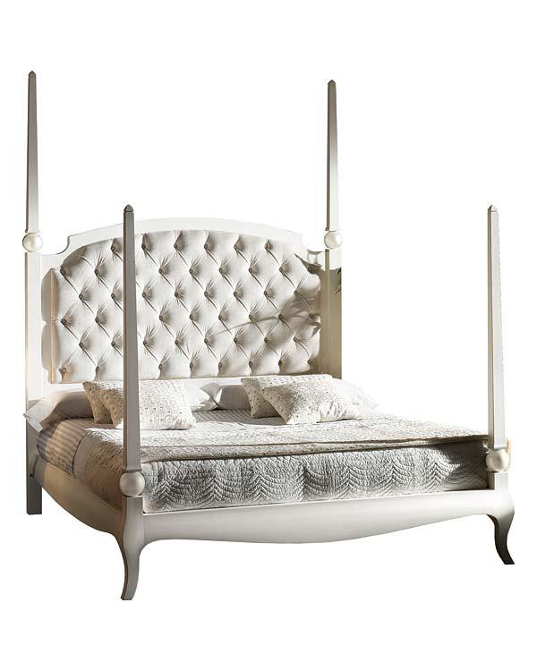 Pmosq estilo romantico y femenino en el dormitorio - Camas estilo romantico ...