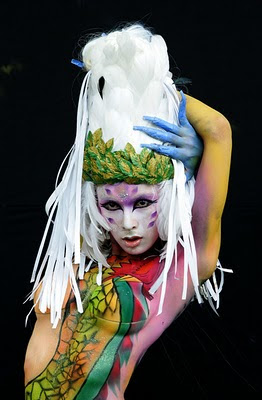 Airbrush Body Painting Festival