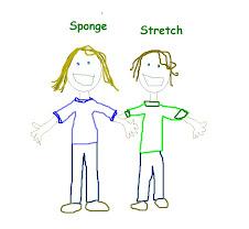 Sponge & Stretch