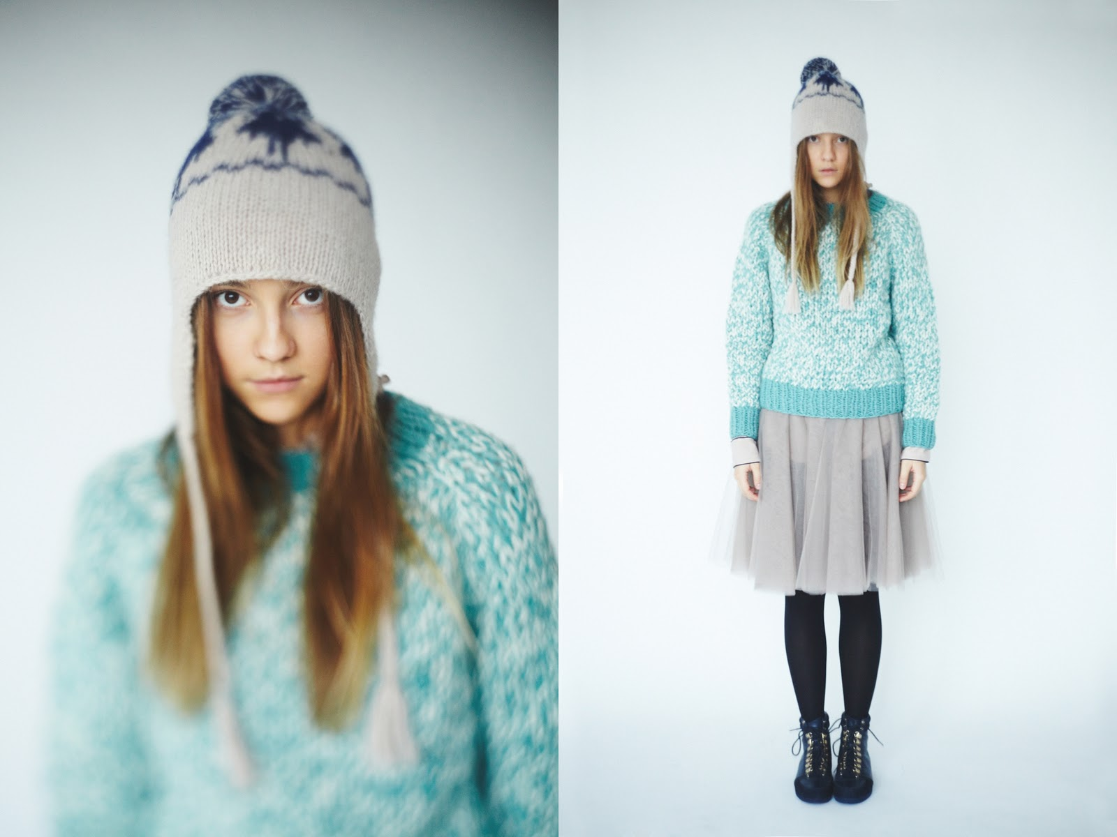 Pulltonic женские свитера
