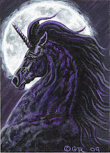 """Black Unicorn #2"""