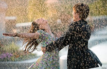 Whoever said happiness comes with sunshine, has never danced in the rain.