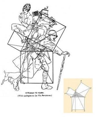 Matematicas Maravillosas: Gauss, el teorema de Pitágoras y los ...