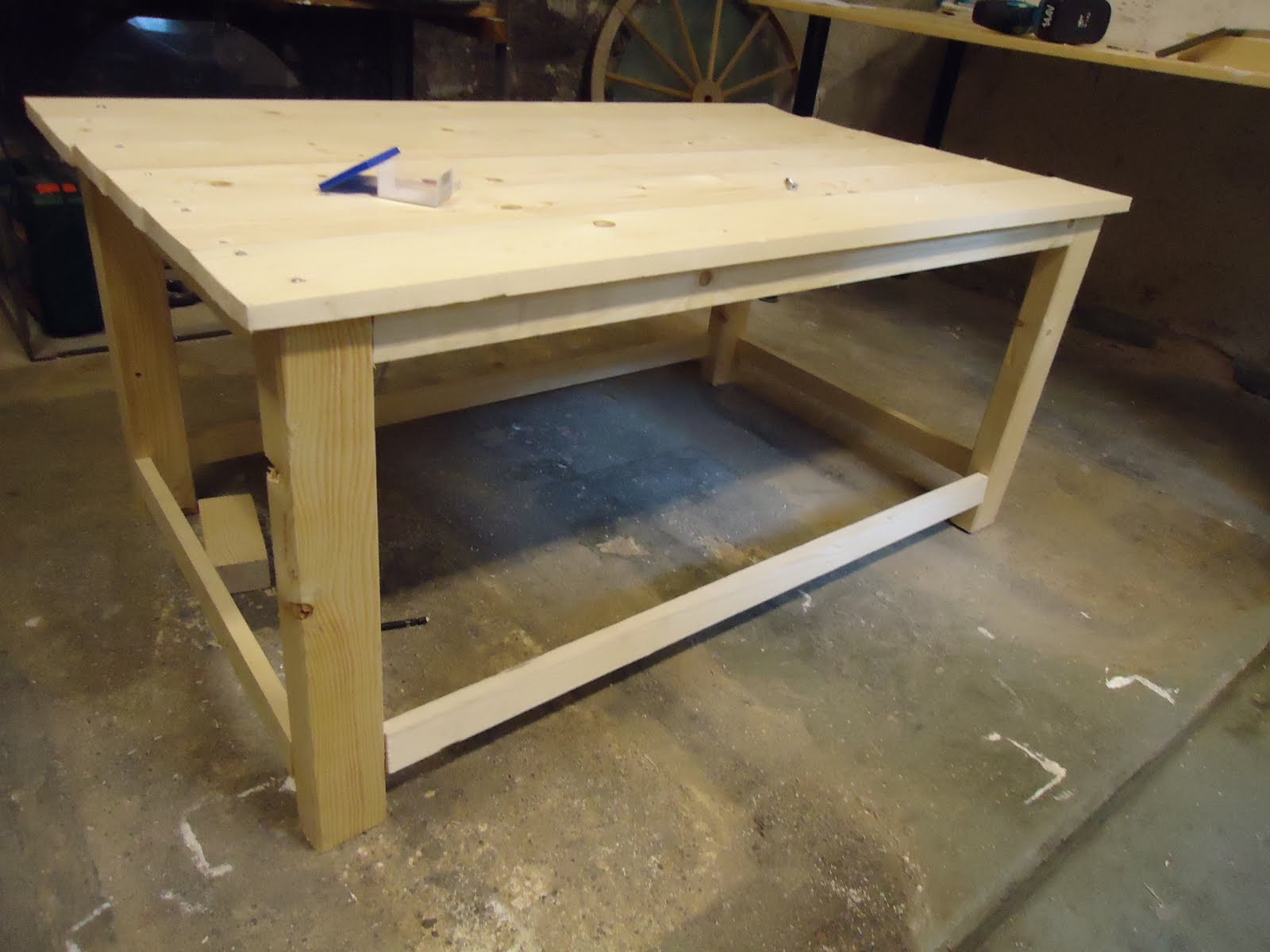 Lantlig inredning   shabby chic möbler och småfynd: projekt ...