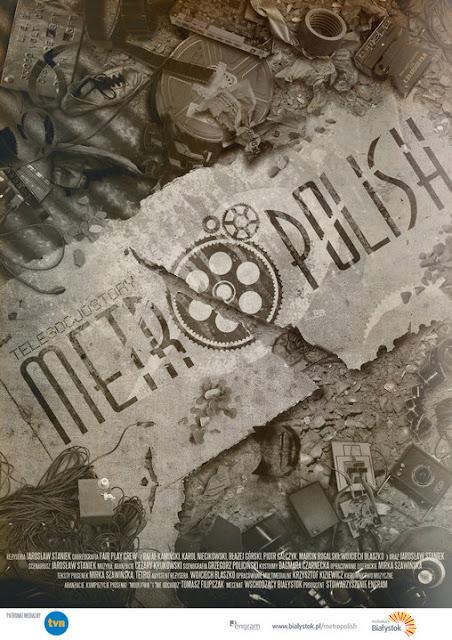 Plakat Metropolish
