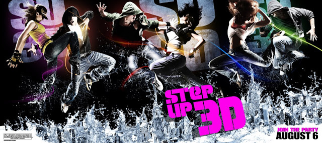 Step Up 3D Poster