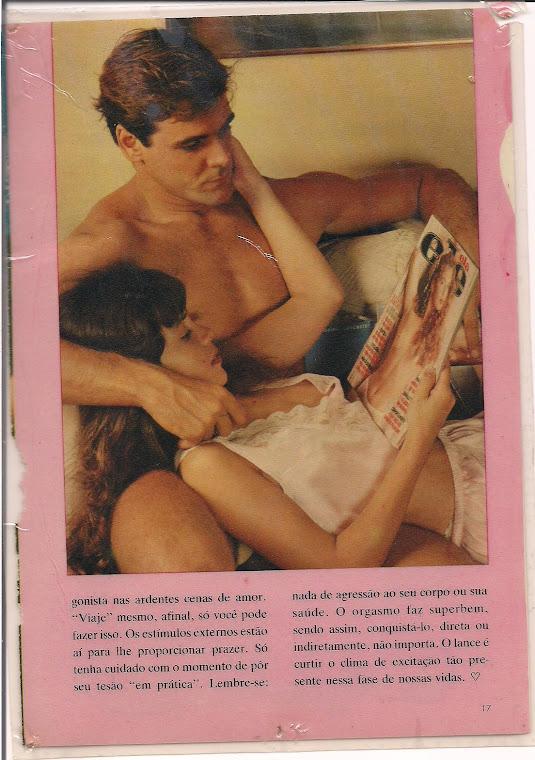 Eu na Revista Carinho