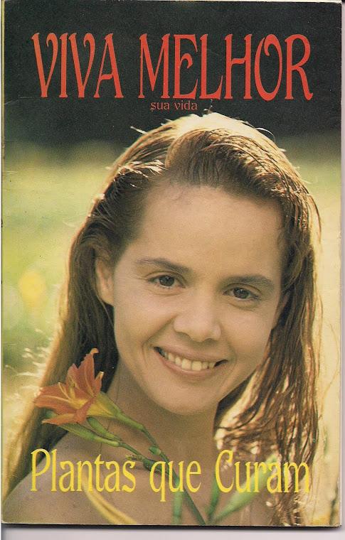 """Eu na capa da revista """"EMOÇÃO"""""""
