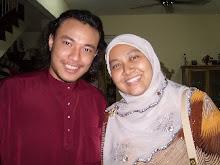 me & riz 2008
