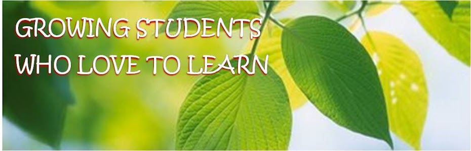 Growing Students Who Love to Learn
