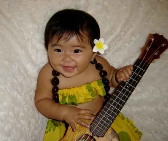 Cute baby girl The next hannah montana%21