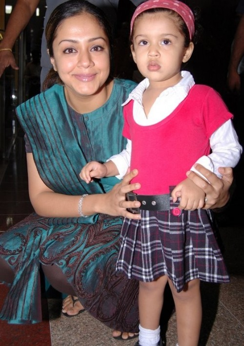 Surya Jyothikas Daughter Diya image gallery