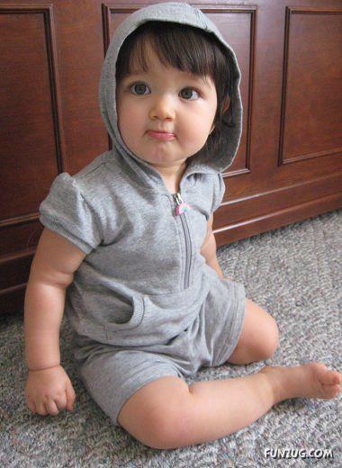 baby model photo