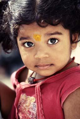 indian babies photo