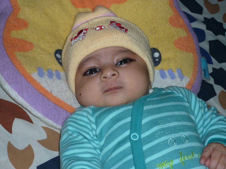 photos of Indian baby boy