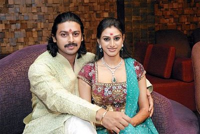 Srikanth and Vandana baby photos