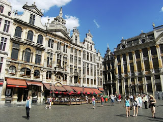 Grand-Place, Bruselas