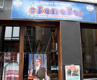 Obama Bar Amberes