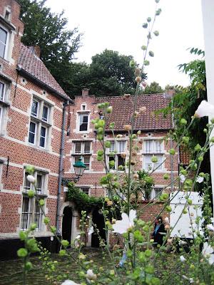 Beguinage en Lier, Bélgica