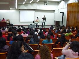 CONGRESO UNIVERSIDAD SAN MARCOS 2008, LIMA PERÚ