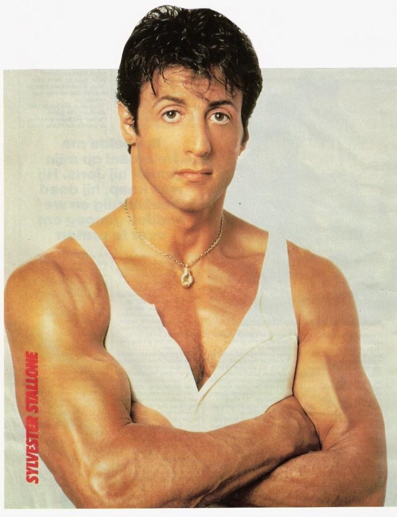 Sylvester Stallone - Photo Set